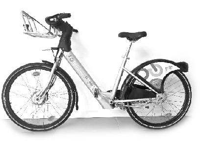 "Bicicleta convencional roda 26"" - Citybike"