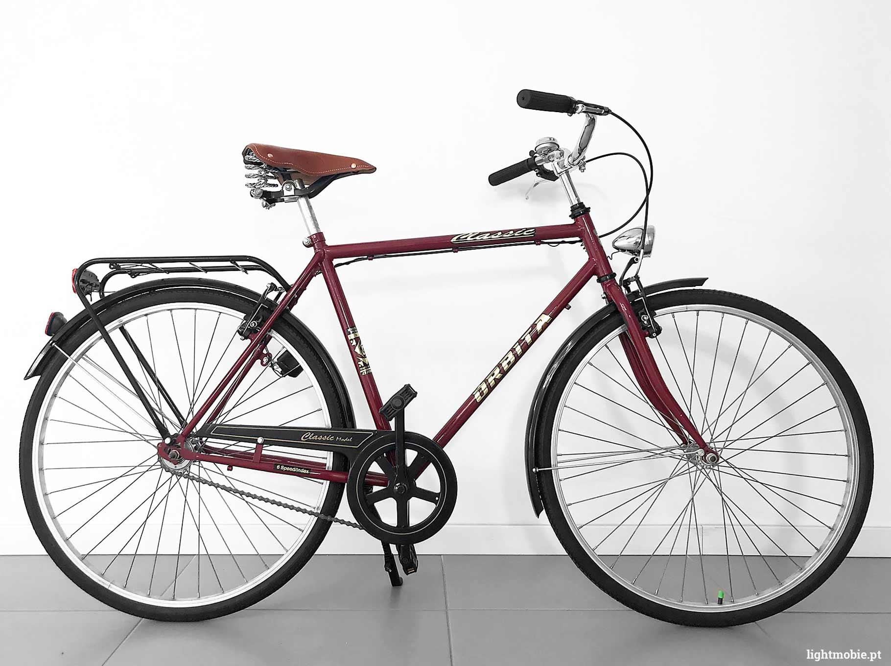 bicicleta orbita 1971