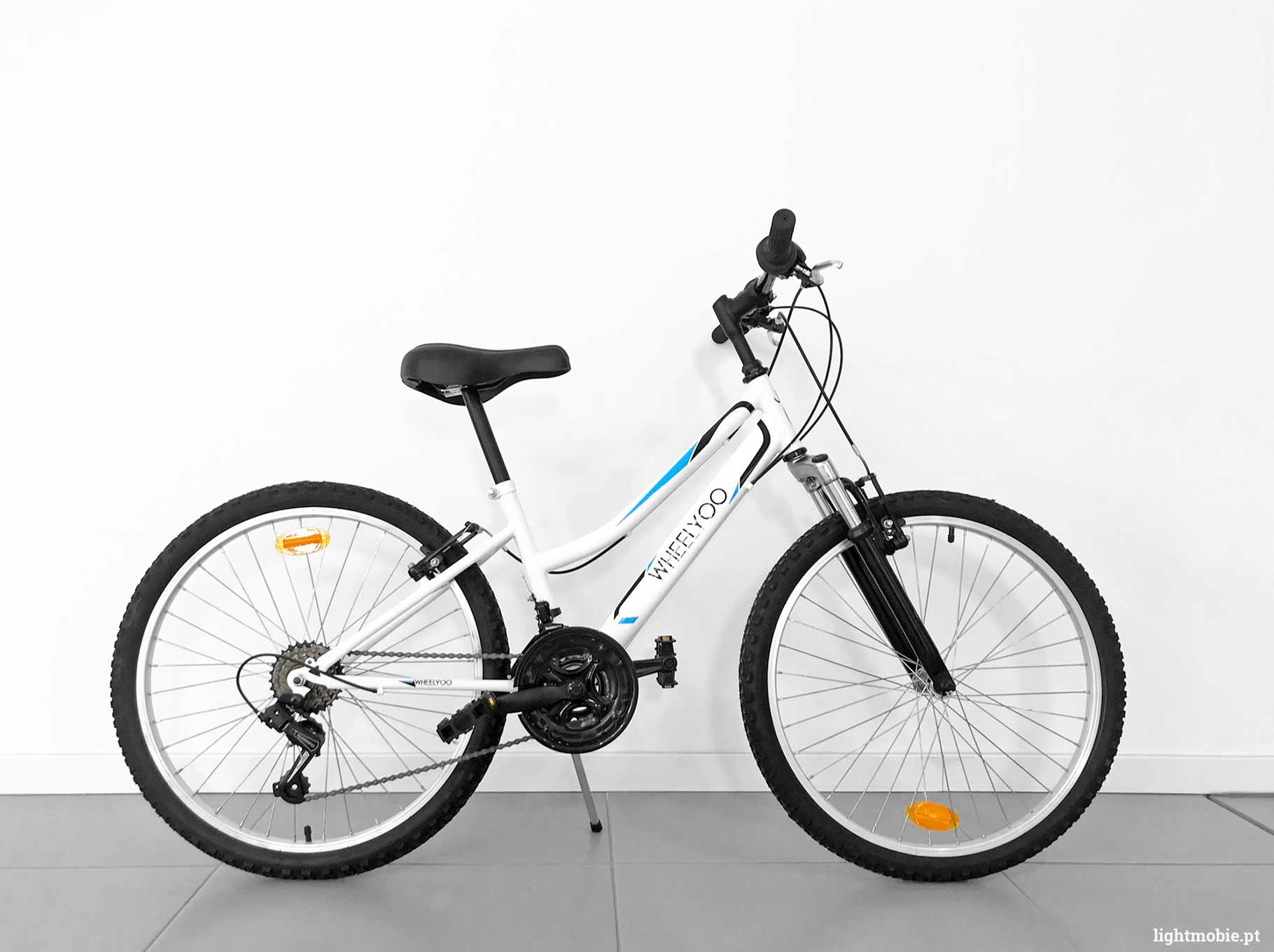 bicicleta orbita odissey